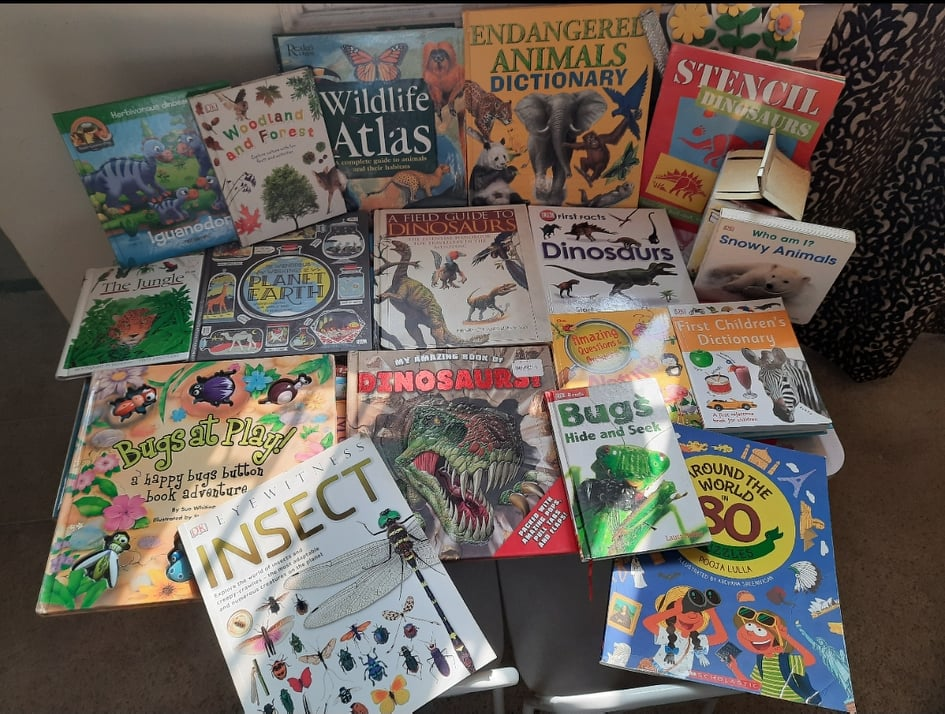 18 Must Have Books for Wildlife Fact Lovers (3-7 years)
