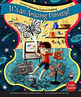 Review: It's An Amazing Universe: A Story Inspired by Stephen Hawking