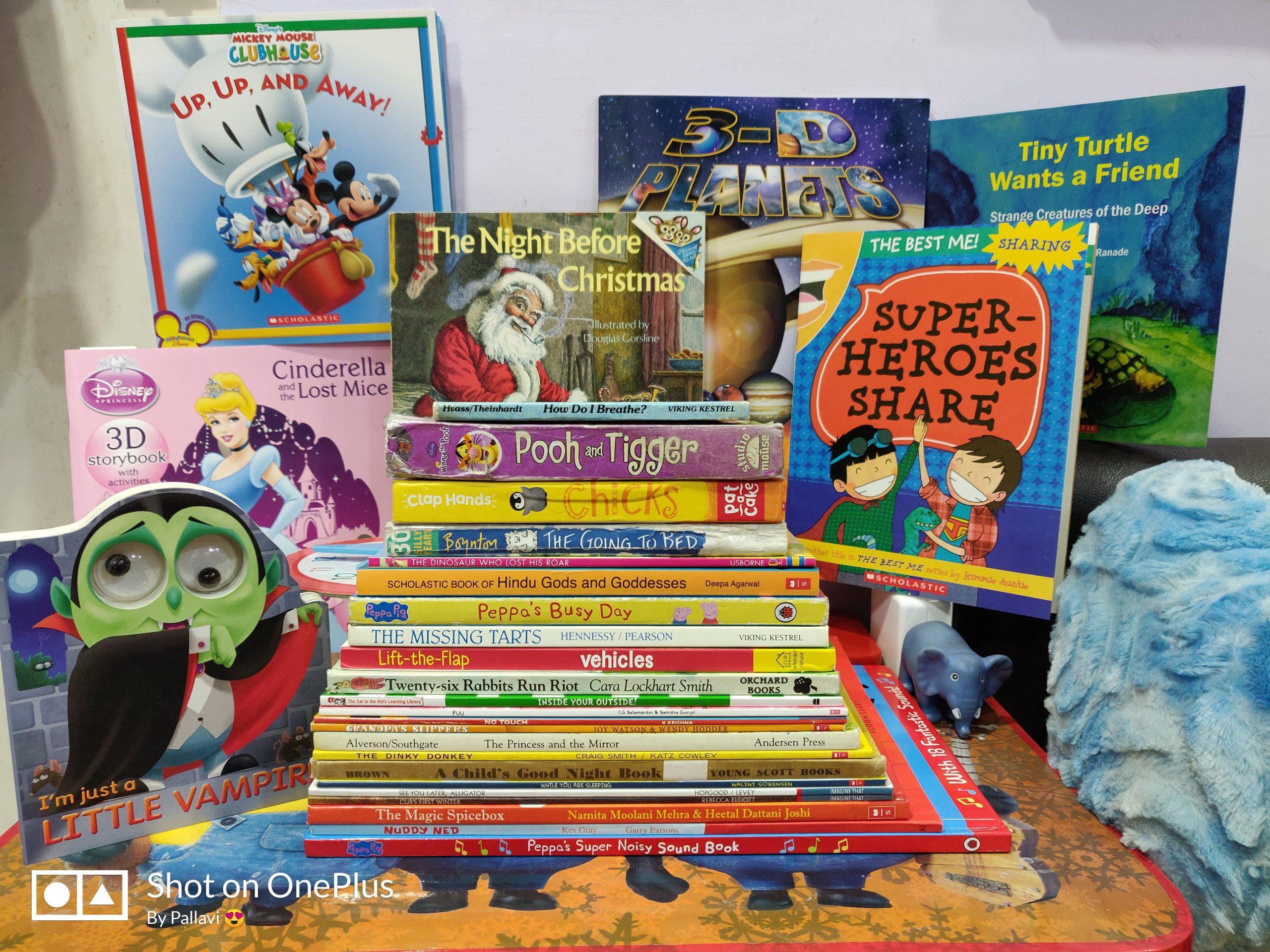 Yuvaan's Super 30 for 3 year olds #kbcBookBingoJr