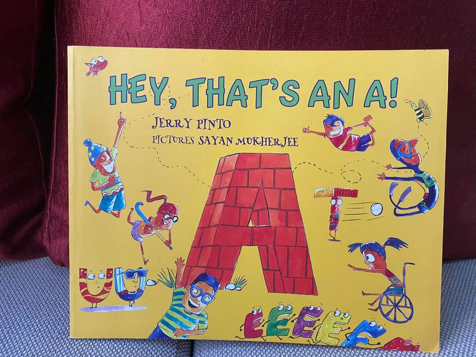 Review: Hey, That's An A!