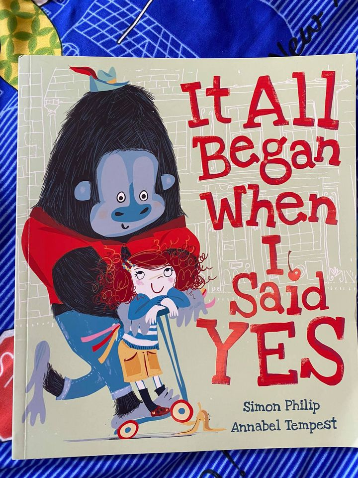 Review: It All Began When I Said Yes