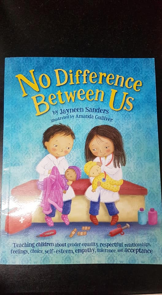 Review: No Difference Between Us
