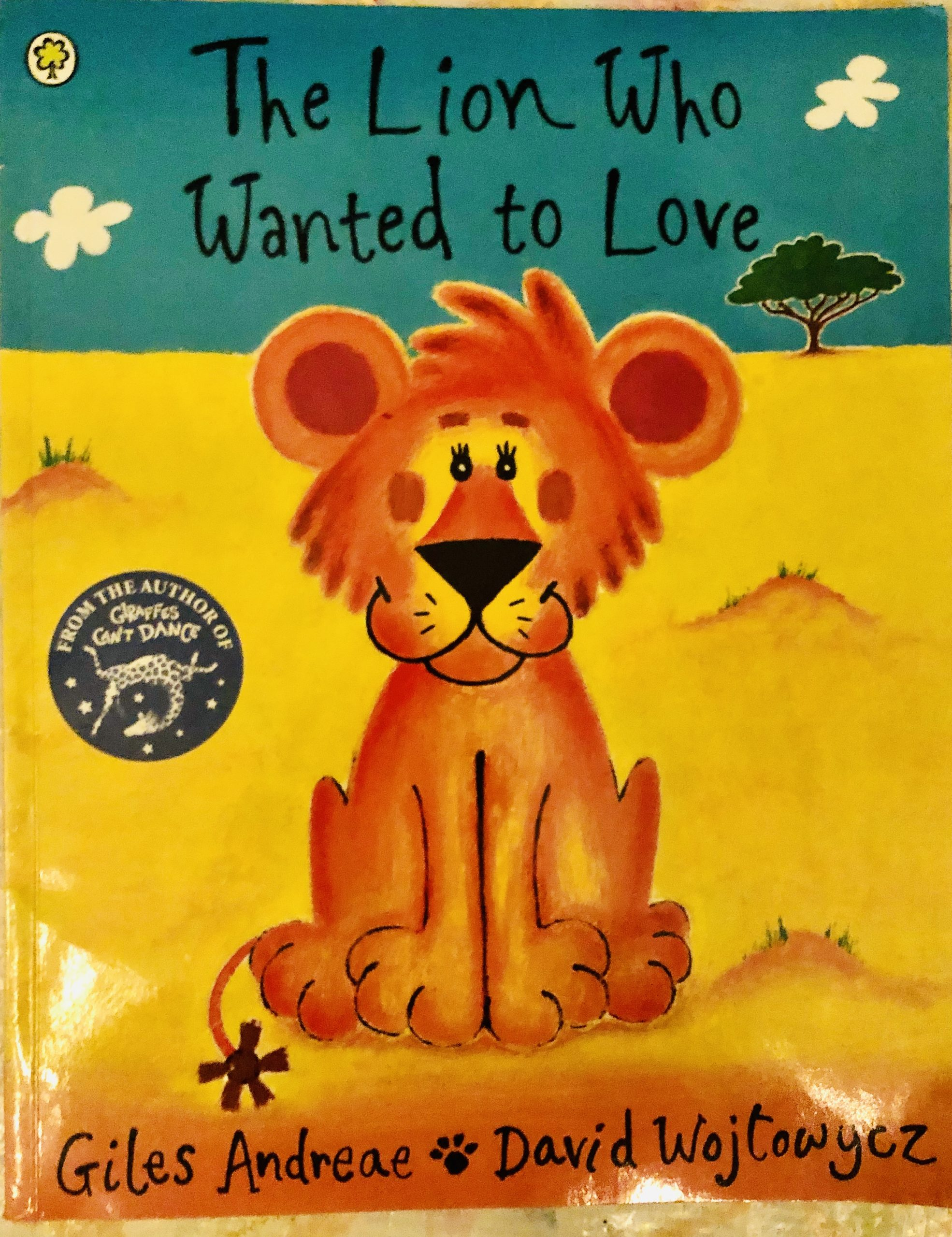 Review: The Lion Who Wanted To Love