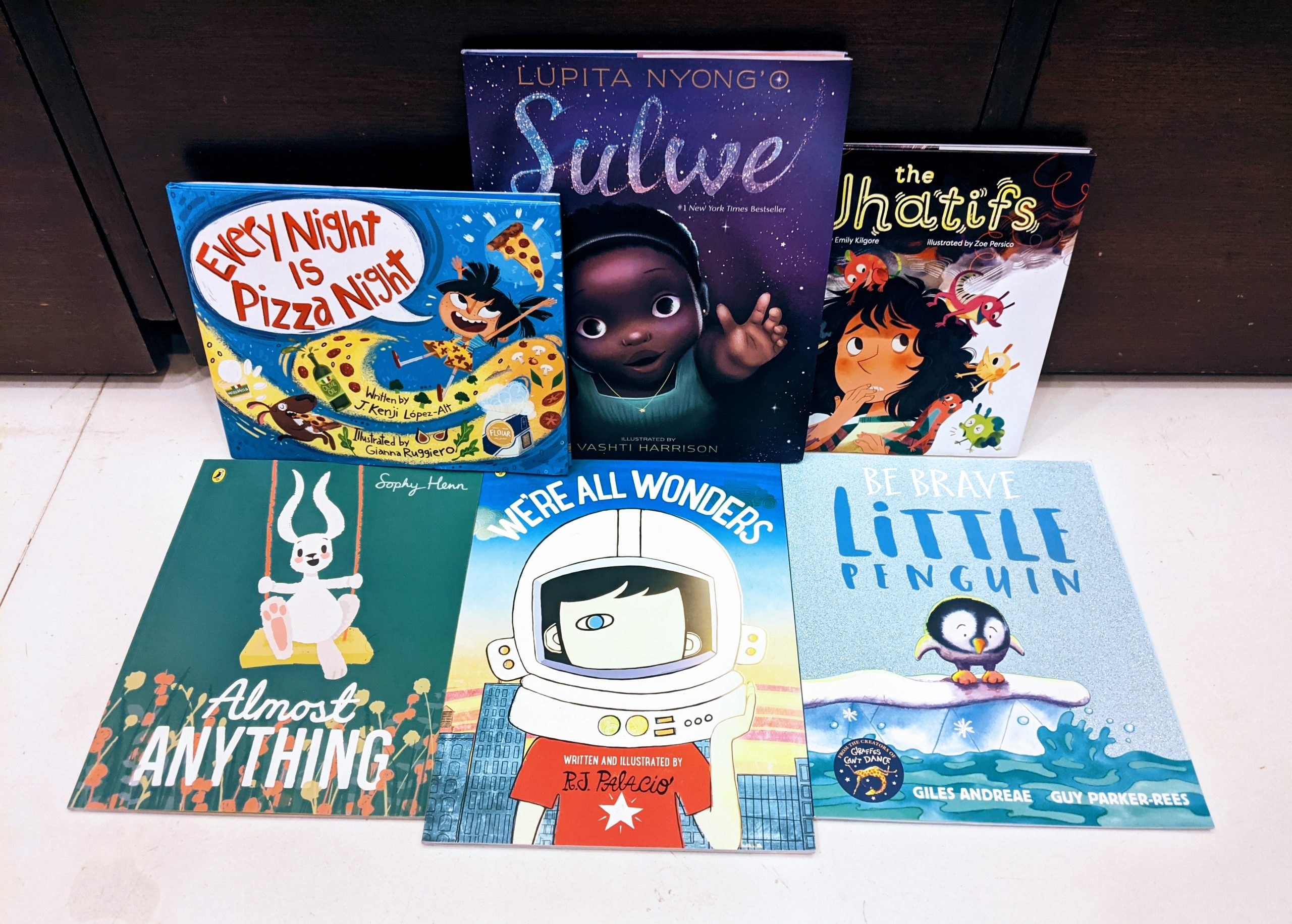 6 More Children's Books With Heart (3-6 years)