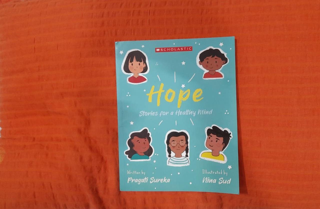 Review: Hope: Let's Talk Mental Health!