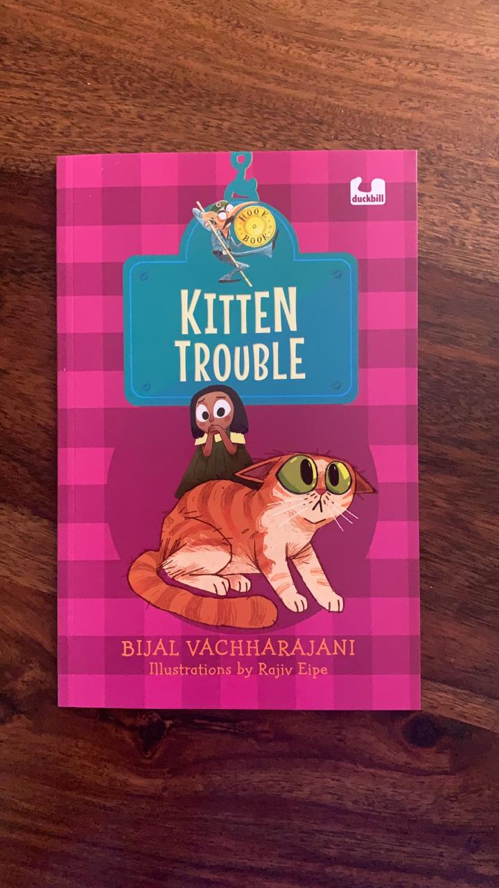Share a #PetUntrouble Story to get into some Kitten Trouble! #kbcPetUntrouble Contest