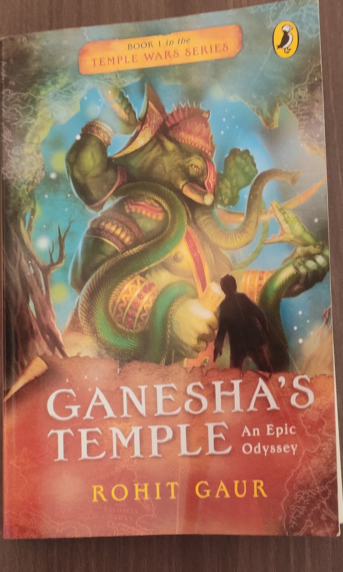 Review: Ganesha's Temple – An Epic Odyssey