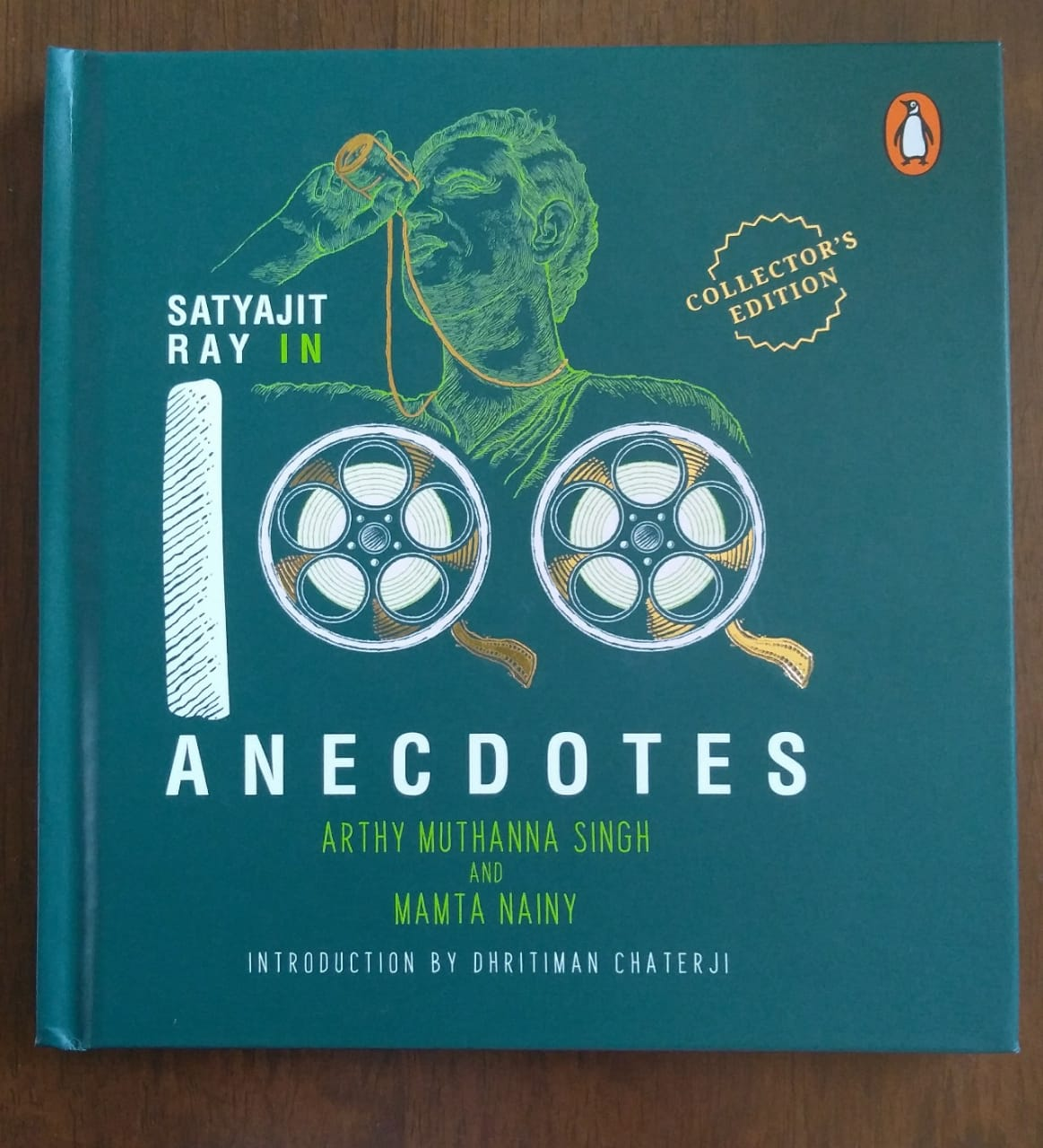 Review: Satyajit Ray In 100 Anecdotes: A Collector's Edition