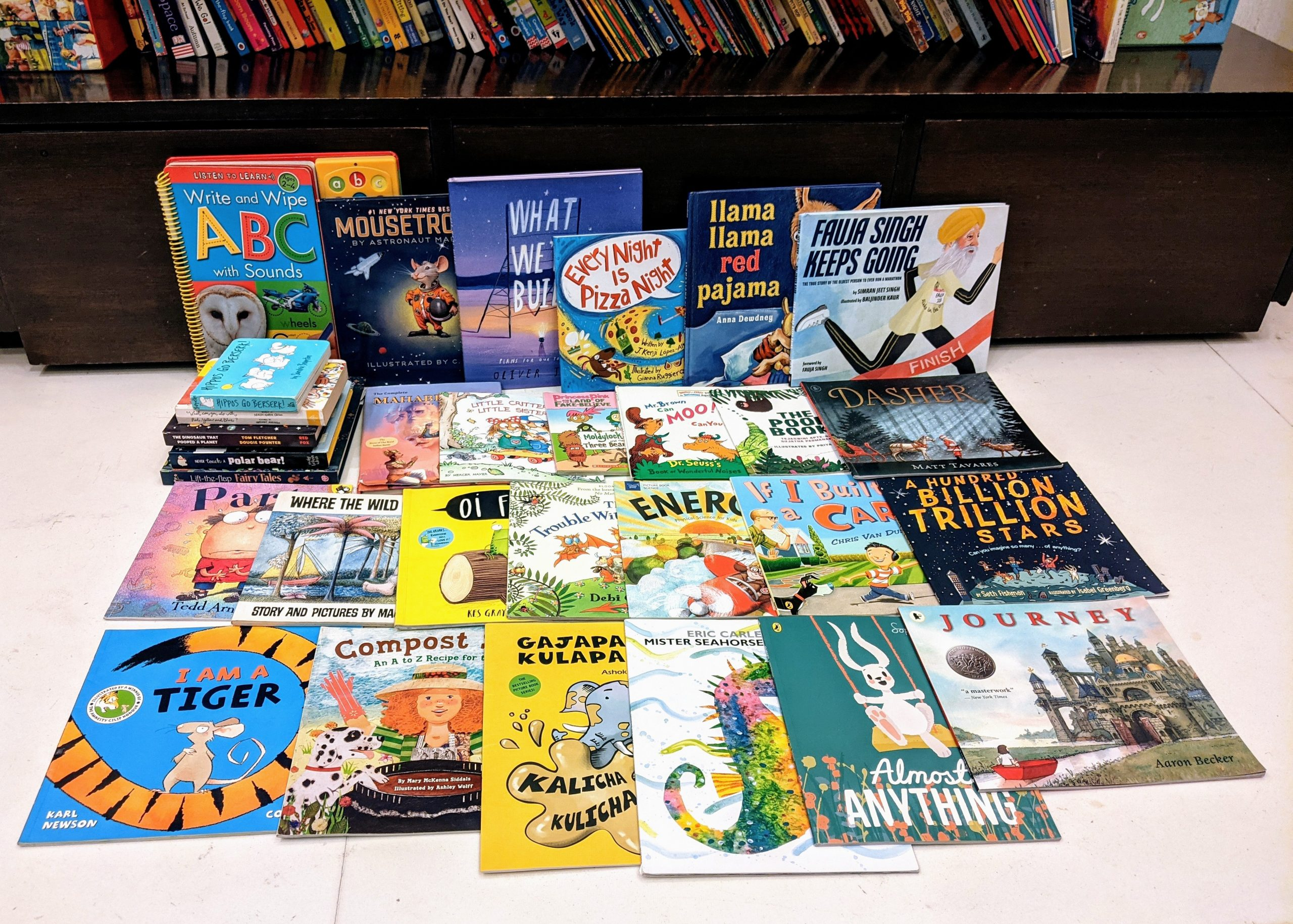 R's Top Thirty! Books for 3-6 year olds #kbcBookBingoJr