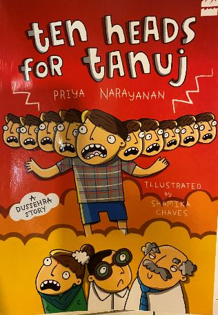 Review: Ten Heads for Tanuj
