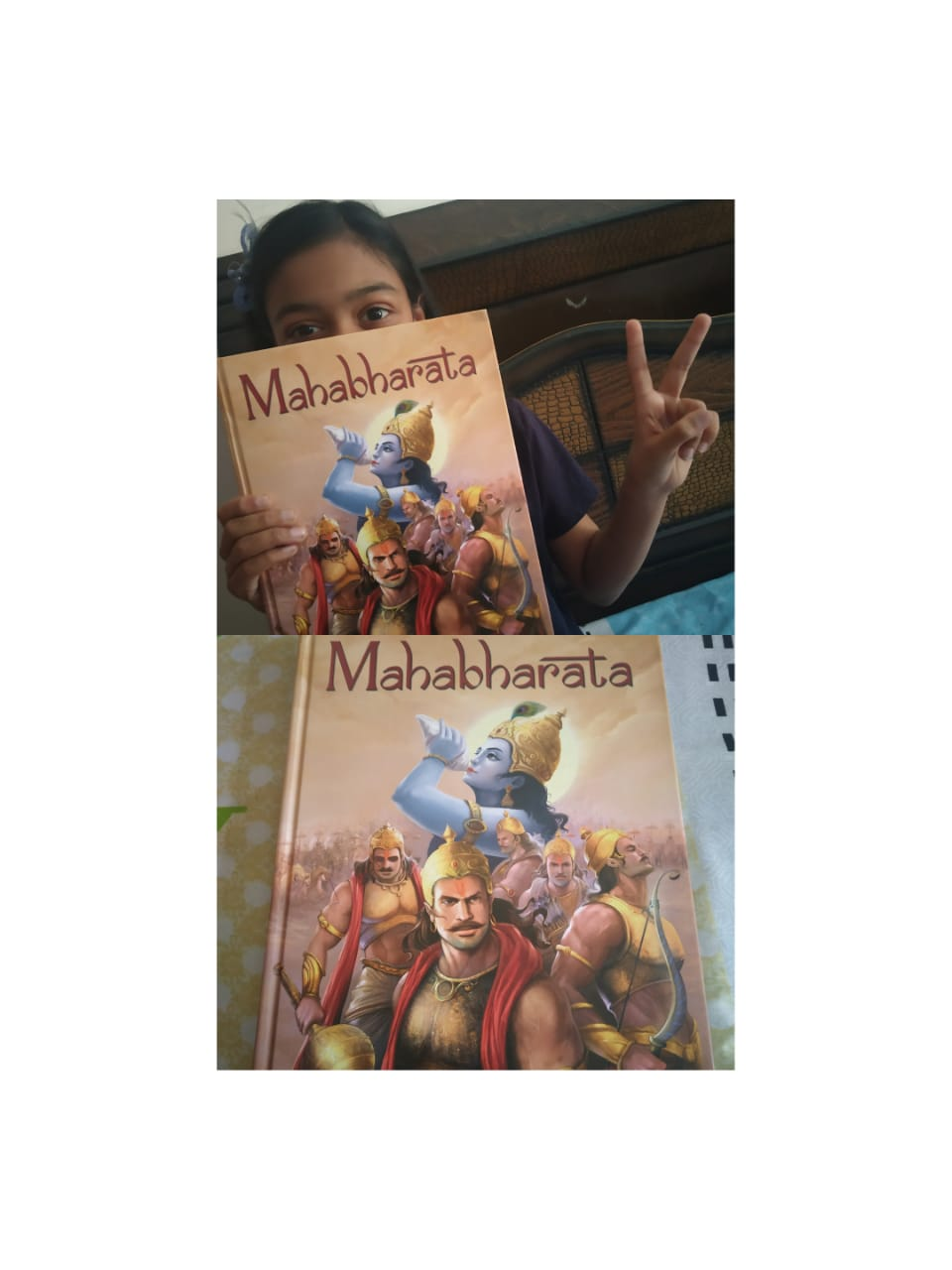 The Legend of Mahabharata in Verse