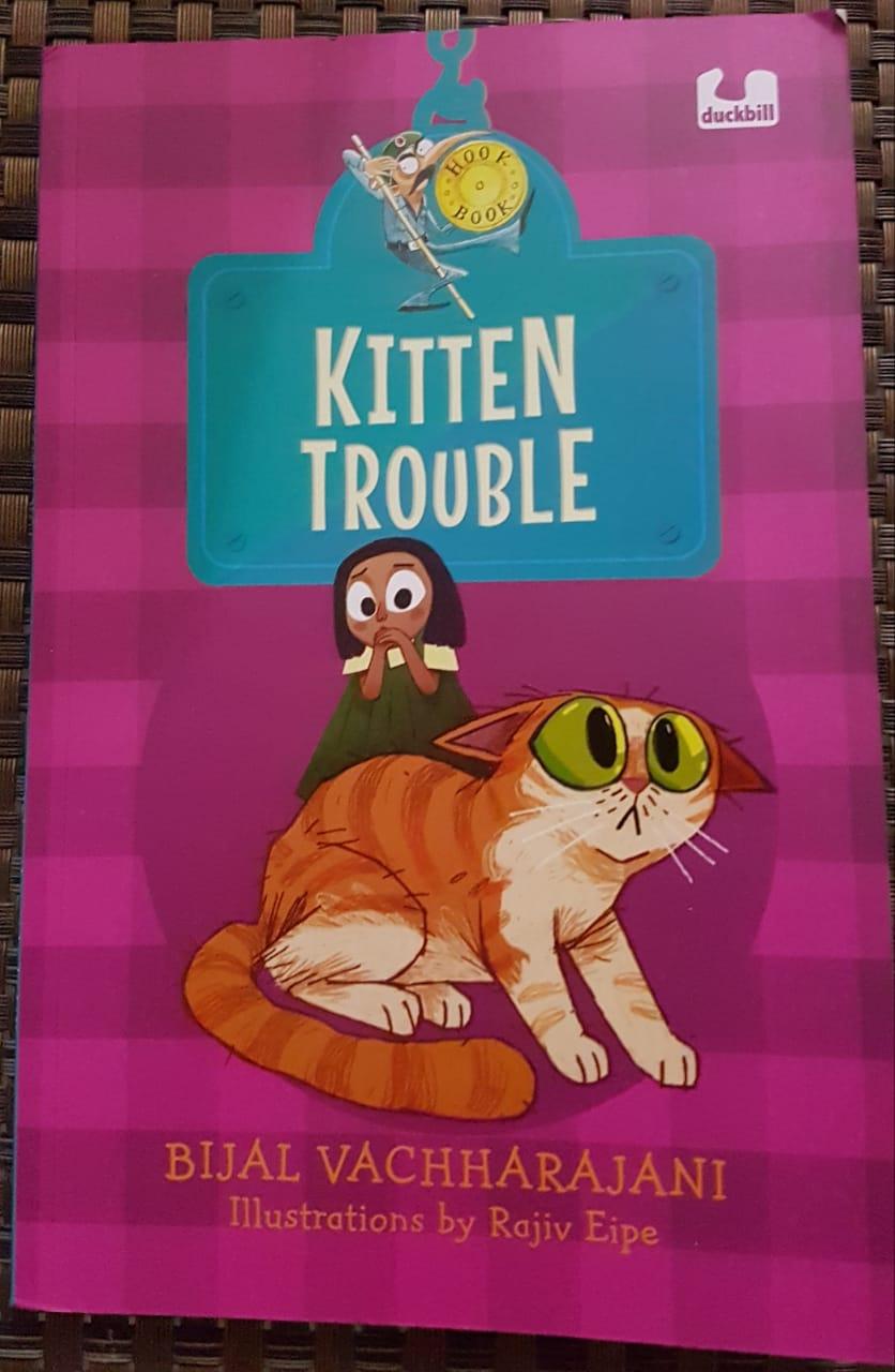 Review: Kitten Trouble
