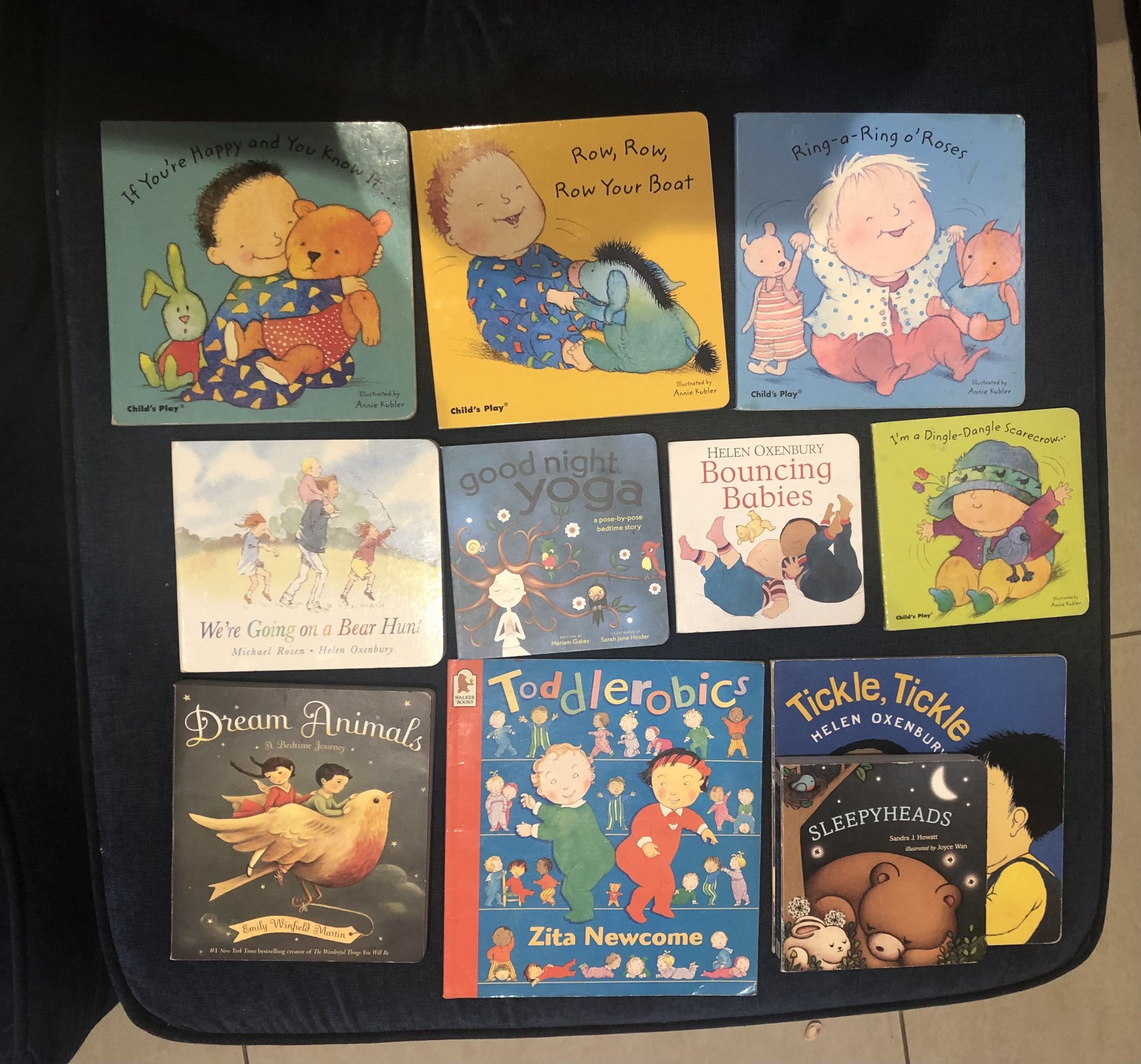 Sneaky Bedtime Reads for 2 year olds!