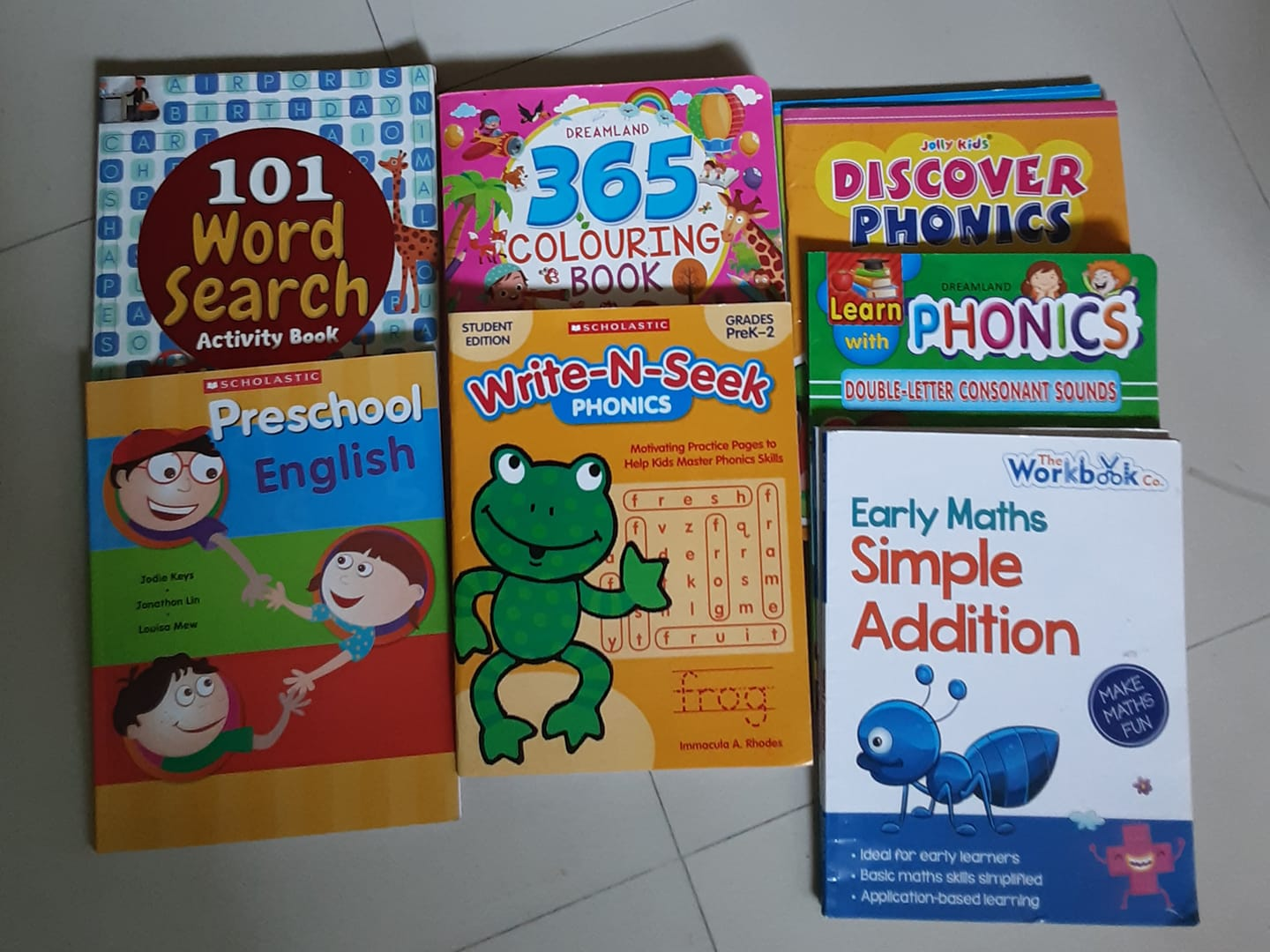 7 Must Have Activity Books For 4 Year Olds
