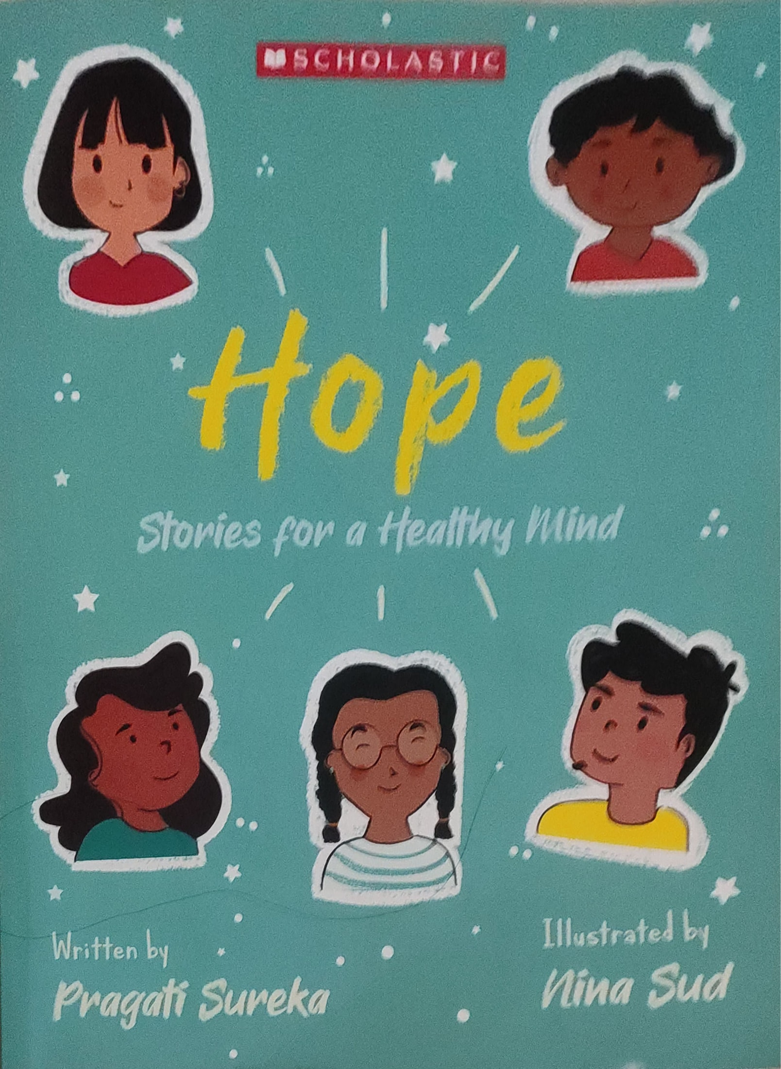 Review: Hope – Stories For A Healthy Mind