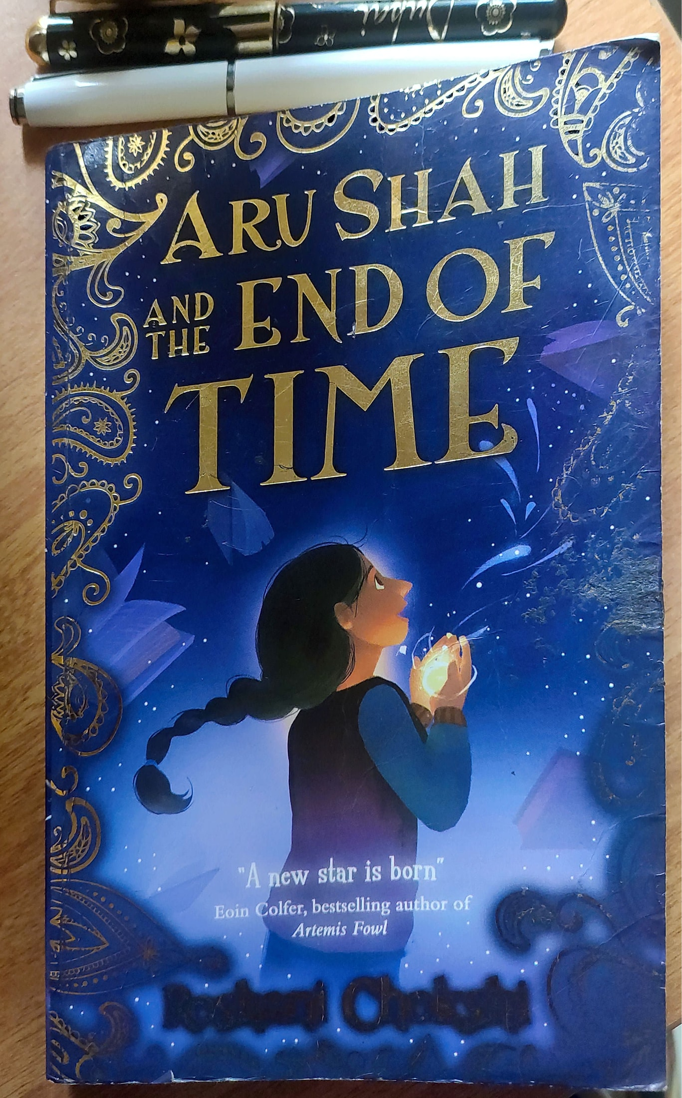 Review: Aru Shah and the End of Time