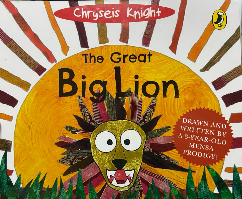 Review: The Great Big Lion