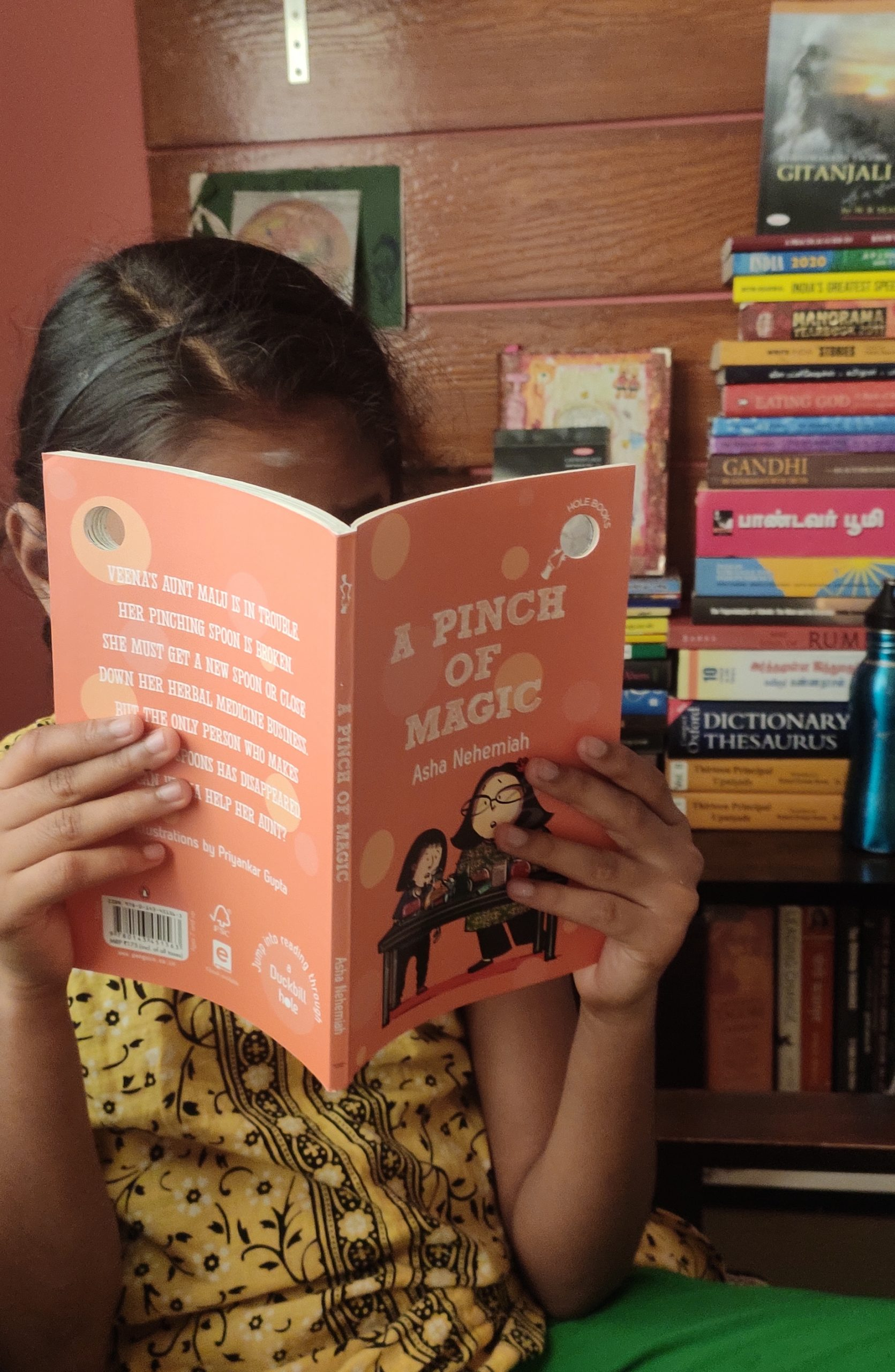 Review: A Pinch Of Magic