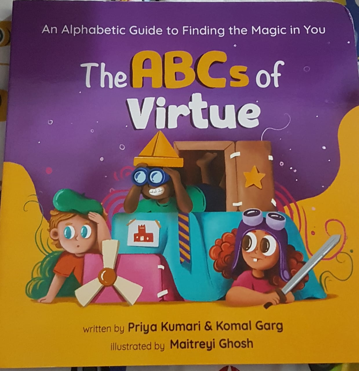 Review: The ABCs of Virtue