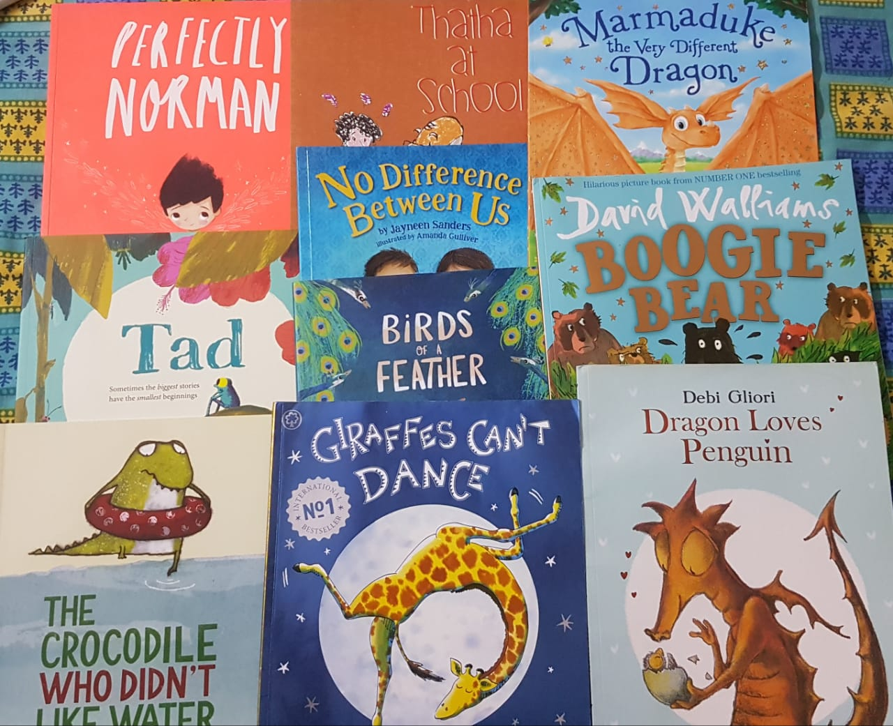 10 Books We Love That Talk About Self Acceptance (3-7 years)