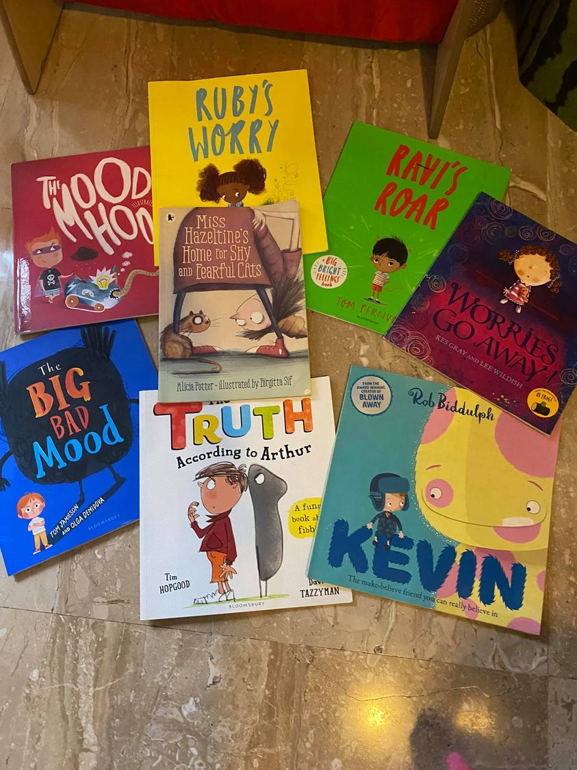 Books That Helped Us Sail Through Tantrums And Meltdowns! (3-6 years)