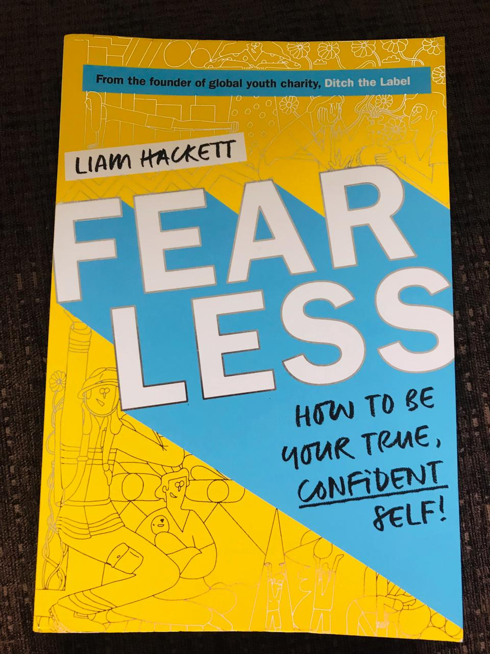 Review: Fearless: How To Be Your True, Confident Self!
