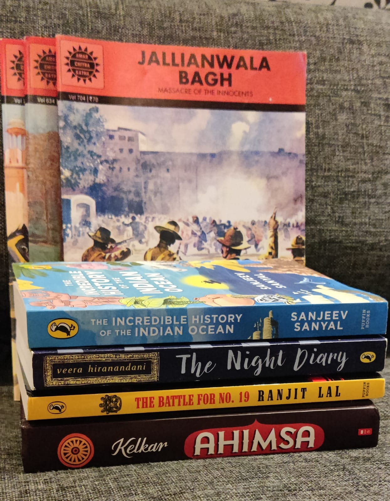 Top 5 Books on Indian History For Middle Graders