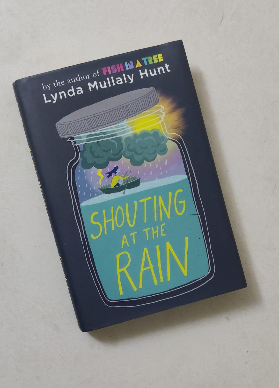 Review: Shouting At The Rain