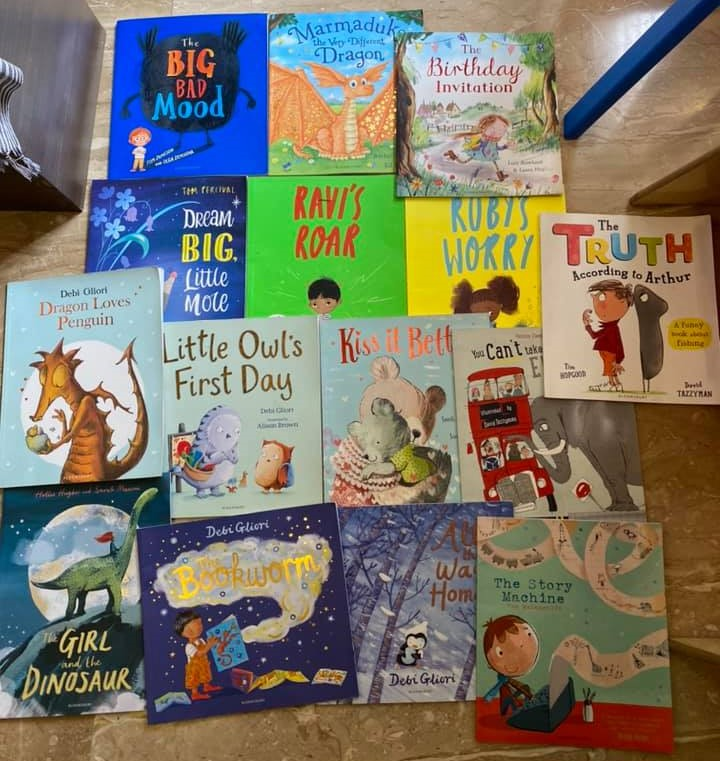 A Bloomsbury Book A Day… (3-7 years)
