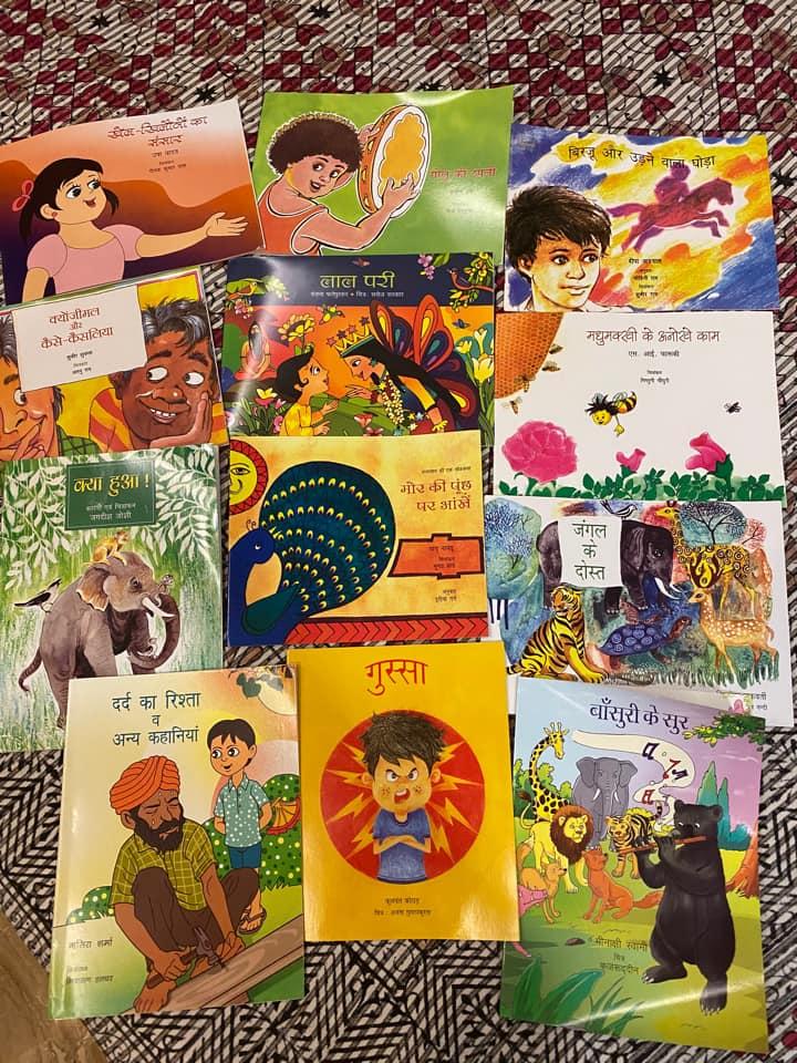 NBT HINDI BOOKS! (3-7 years)