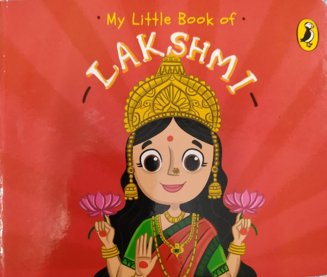 Review: My Little Book of Lakshmi