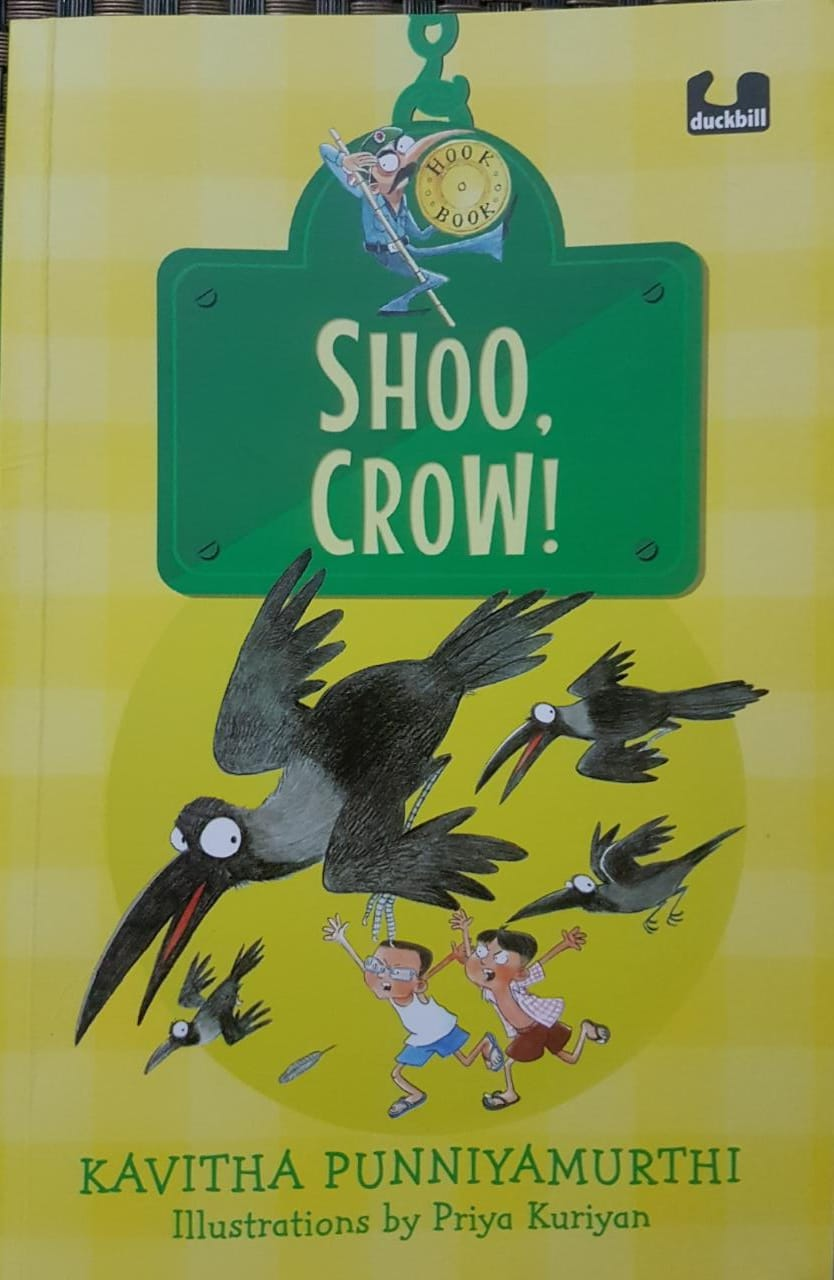 Shoo, Crow! – A Laughter Riot! [Review]