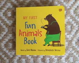 Review: My First Fun Animals Book