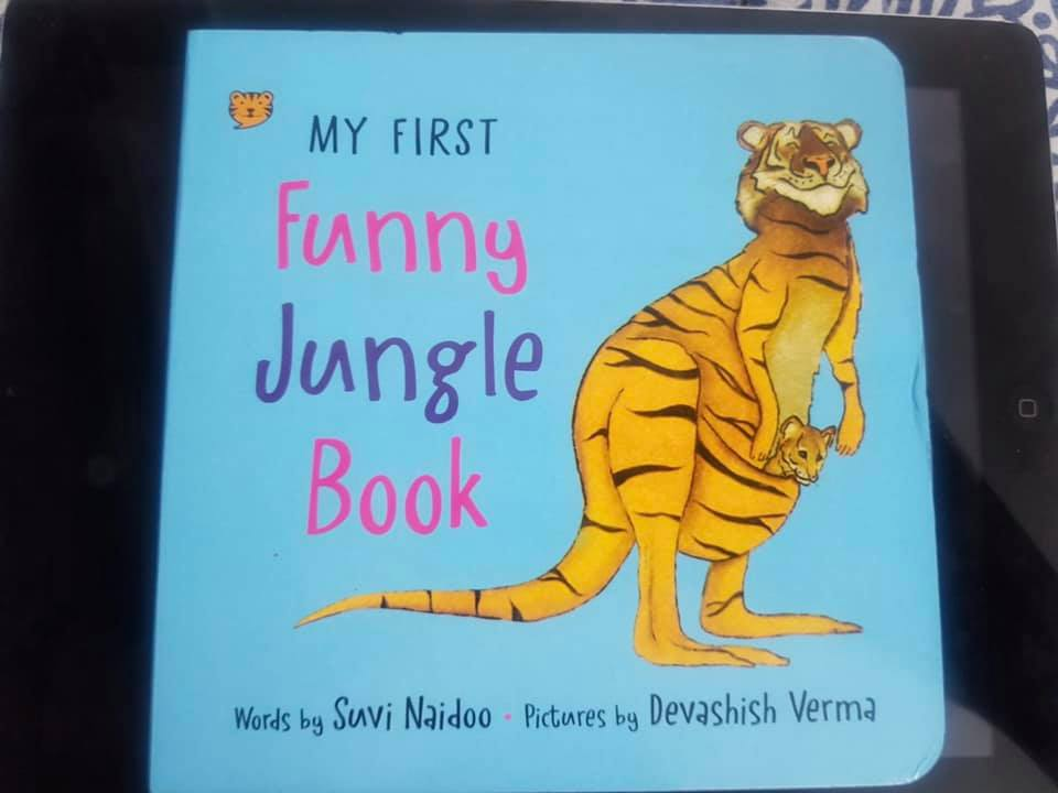 Review: My First Funny Jungle Book